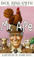 Mr. Ape