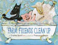 Farm Friends Clean up