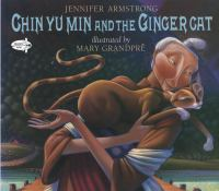 Chin Yu Min and the Ginger Cat