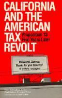 California and the American Tax Revolt