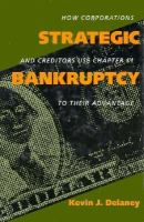 Strategic Bankruptcy
