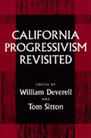 California Progressivism Revisited