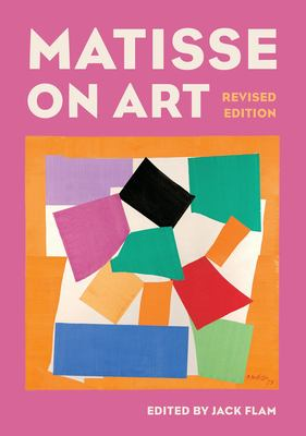 Matisse on Art book cover