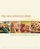 The New American Plate Cookbook
