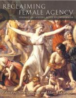 Reclaiming Female Agency