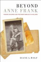 Beyond Anne Frank