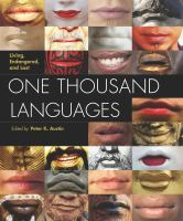 One Thousand Languages