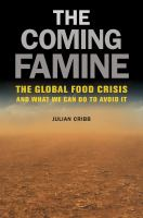 The Coming Famine