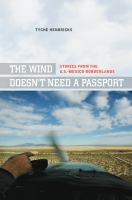 The Wind Doesn't Need A Passport