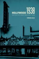 Hollywood 1938