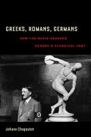 Greeks, Romans, Germans