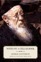 Notes on A Cellar-Book