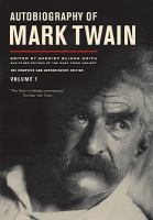 The Autobiography of Mark Twain [pseud.]