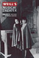 Weill's Musical Theater