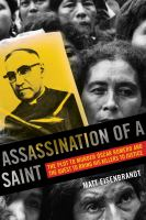 Assassination of A Saint