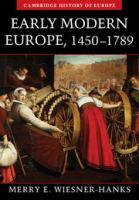 Early Modern Europe, 1450-1789