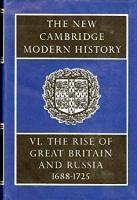 The New Cambridge Modern History, Volume VI
