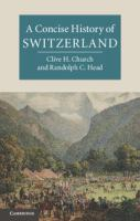 A Concise History of Switzerland