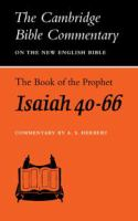The Book Of The Prophet Isaiah, Chapters 40-6