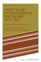 Aspects of International Socialism, 1871-1914