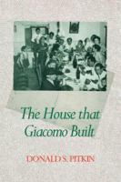 The House That Giacomo Built