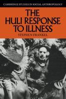 The Huli Response to Illness