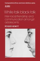 White Talk Black Talk