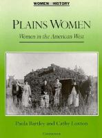 Plains Women