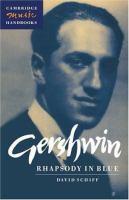 Gershwin, Rhapsody in Blue