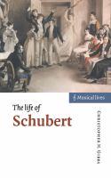 The Life of Schubert