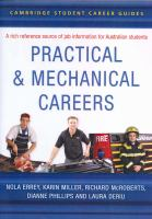 Practical and Mechanical Careers