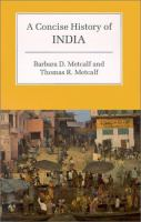 A Concise History of India