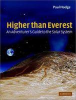 Higher Than Everest