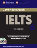 Cambridge IELTS 4