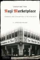 Creating the Nazi Marketplace