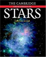 The Cambridge Encyclopedia of Stars