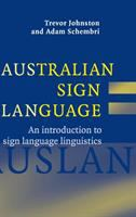 Australian Sign Language (Auslan)