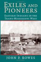 Exiles and Pioneers