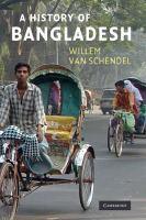 A History of Bangladesh