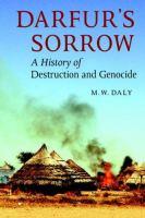 Darfur's Sorrow