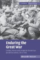 Enduring the Great War