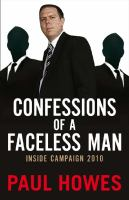 Confessions of A Faceless Man