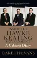Inside the Hawke Keating Government