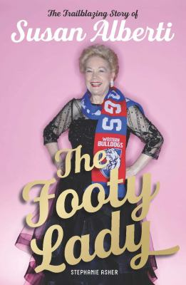 Cover image for The Footy Lady