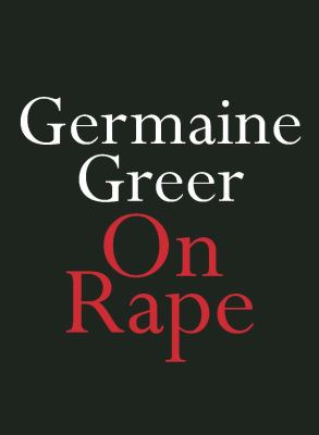 Cover image for On Rape