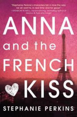 Cover image for Anna and the French Kiss