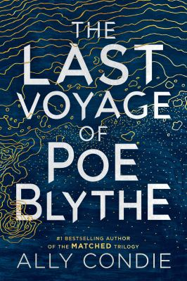 The Last Voyage of Poe Blythe(book-cover)