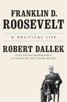 Cover of Franklin D. Roosevelt: A P