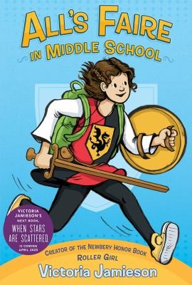 All's Faire in Middle School book jacket