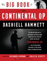 The Big Book of the Continental Op